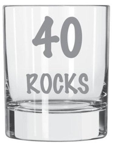 40 Rocks