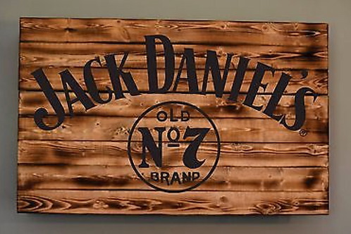 Concealment Cabinet-Jack Daniels