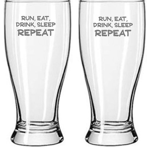 Run, Eat, Drink, Sleep Repeat