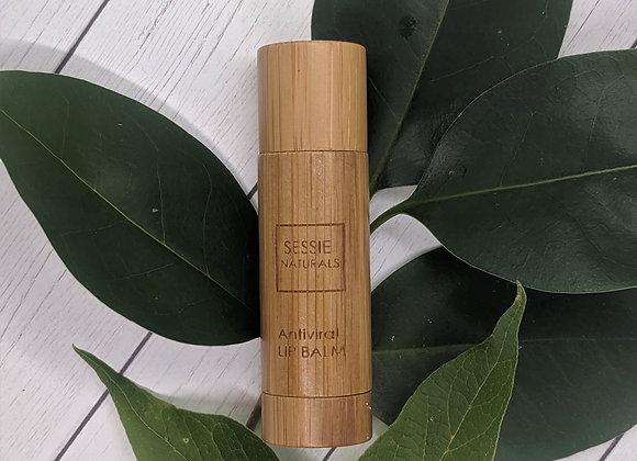 Antiviral Lip Balm: Bamboo Tube