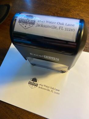 Custom Stamps