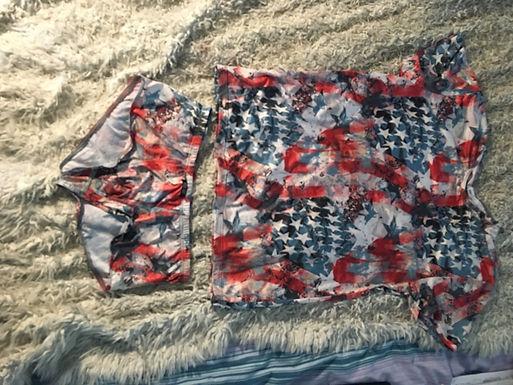 Medium Boxers & Matching Vest