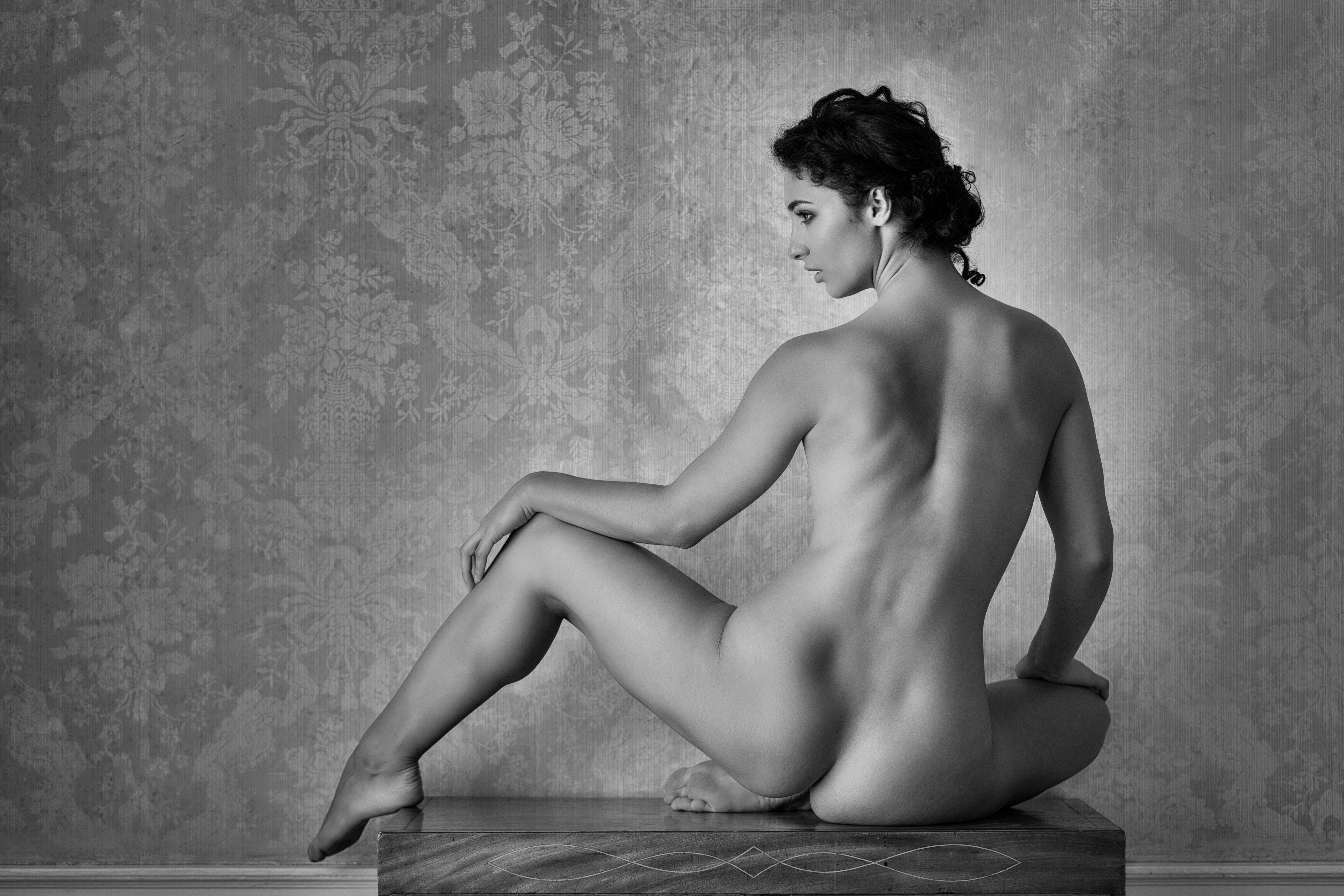 Nude study 1