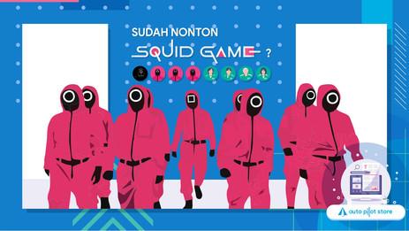 Sudah Nonton Squid Game?