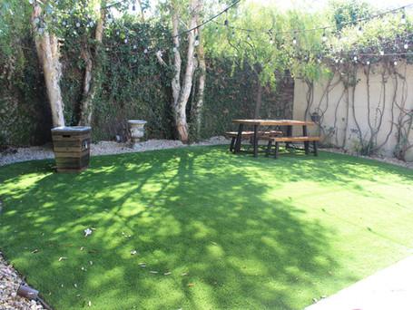artifical turf back yard.JPG