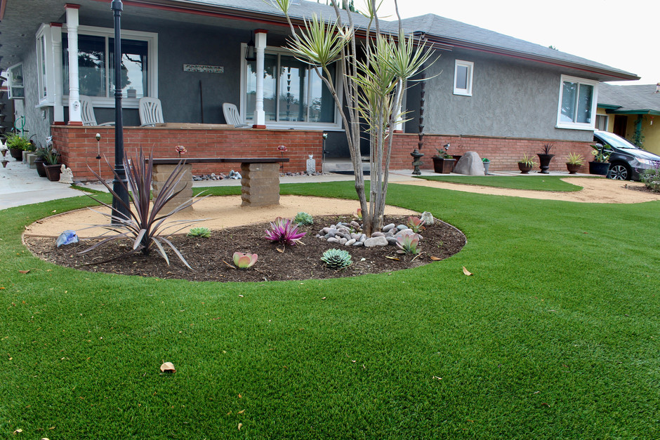 How To Maintain Your Artificial Turf Lawn