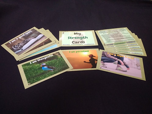 Strength Cards For Teens/Adults