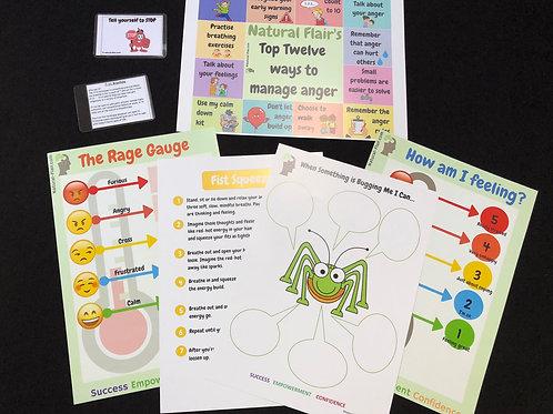 Taming The Anger Gremlin -  Anger Tool Kit