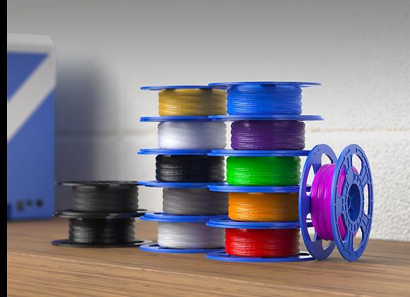 Grönt PLA Filament för Dremel 3D skrivare