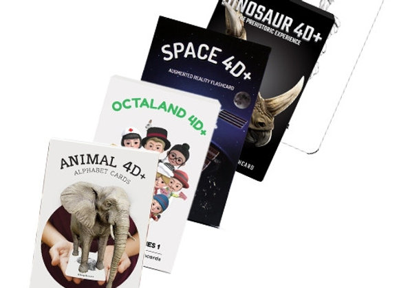 Octagon AR kort