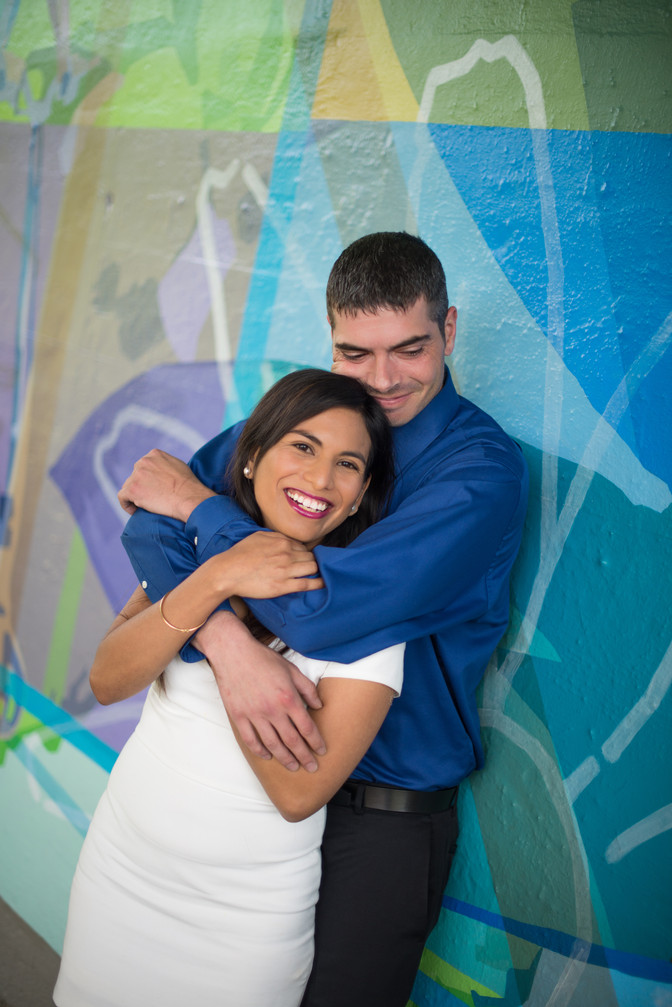 Marite and Thomas' Engagement Session