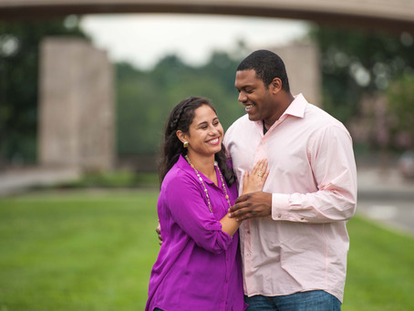 Kara and Raymon's Engagement Session