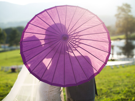 Annie and Justin's Gorgeous Mountain Wedding