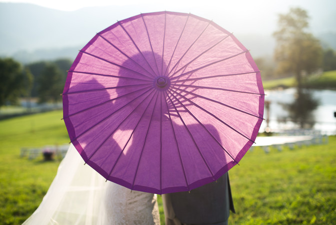 Annie and Justin's Gorgeous Mountain Wedding
