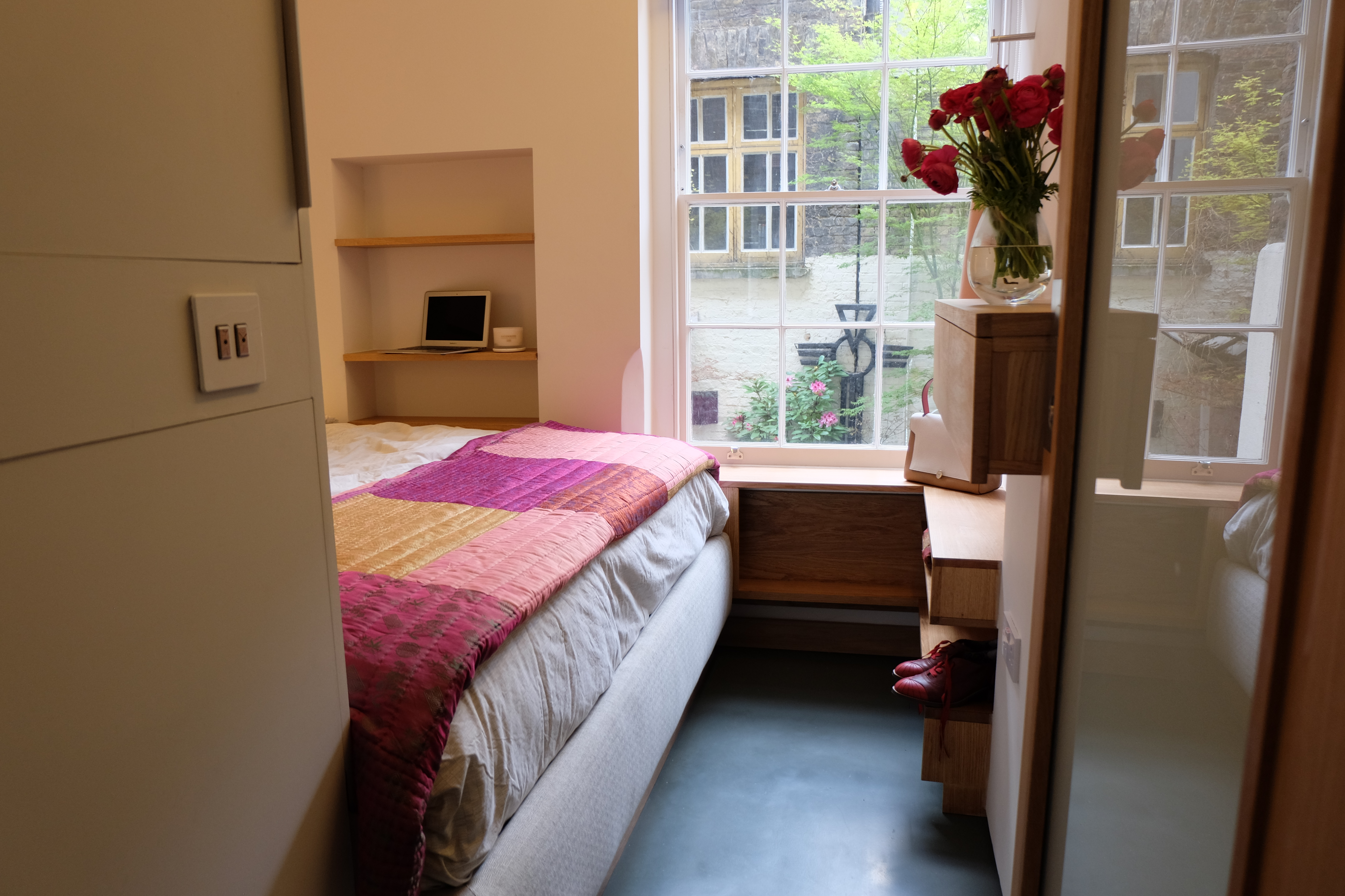Pied a terre Goodge Place WC1