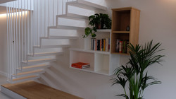 Ramilles stairs