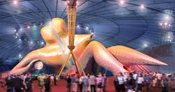 Coates Millennium Dome Body Zone - Buro Happold