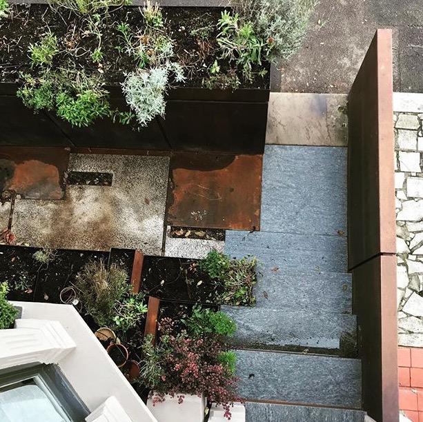 Victorian Front Garden contemporary desi