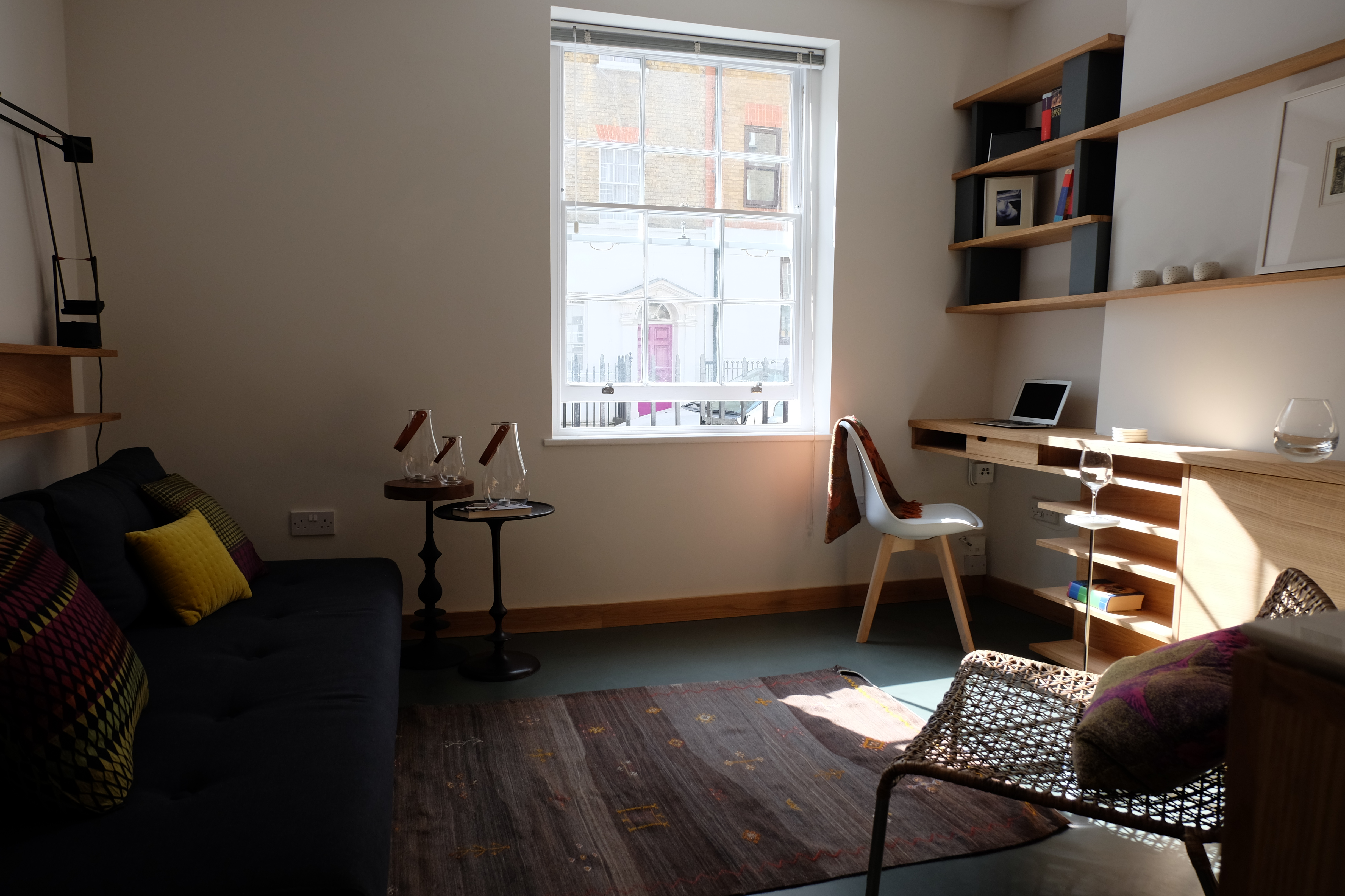 Pied a Terre Goodge Place London