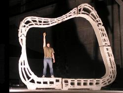 Dini Monolite 3D Fabrication