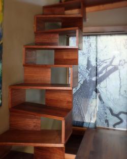 Loft Access Stairs