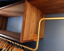 Wardrobe Cabinetry Detail