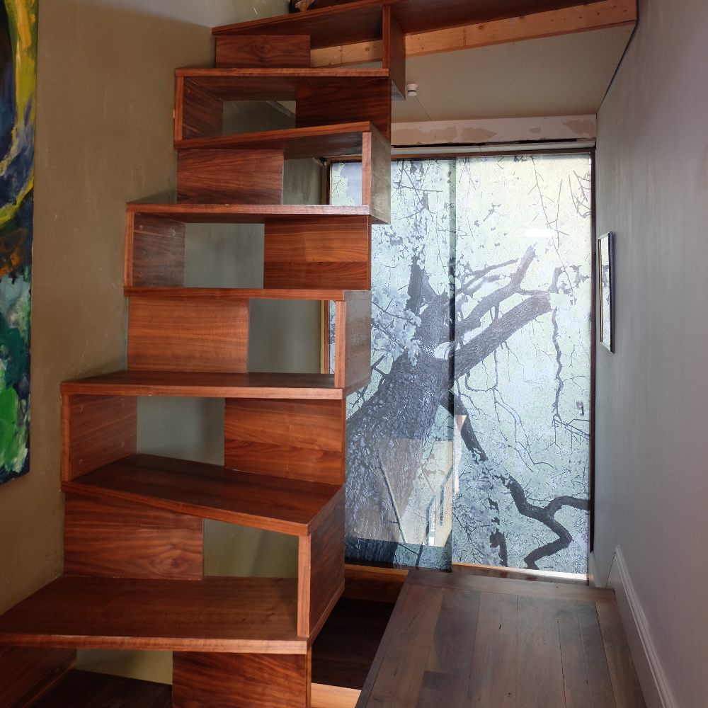 Loft Access Stairs