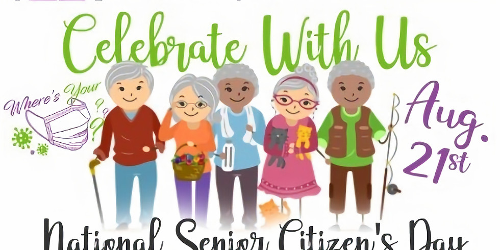 Virtual National Senior Day 2020 Tribute!
