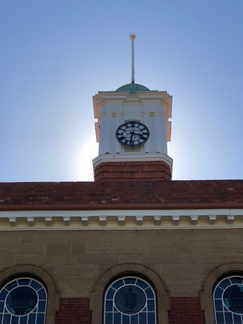 KING EDWARD VII CLOCK & CLOCK TOWER RESTORATION