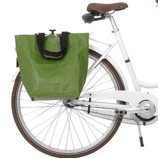 Fahrradtasche Cobag olive matt