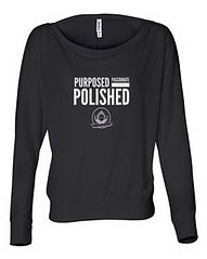 Purposed Passionate Polished Long Sleeved Shirt