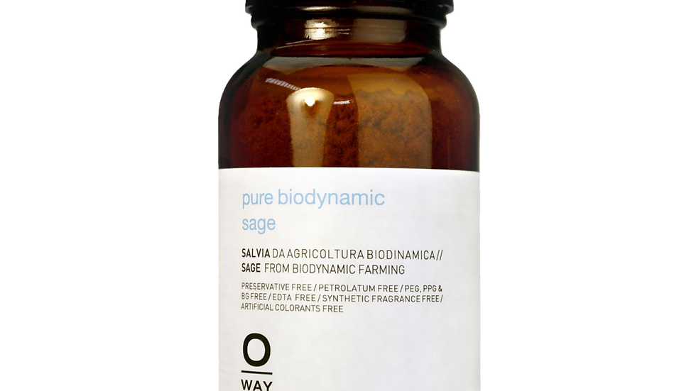 pure biodynamic sage