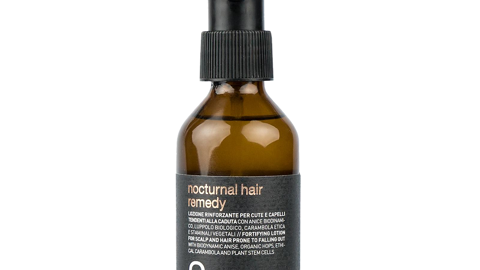 nocturnal hair remedy