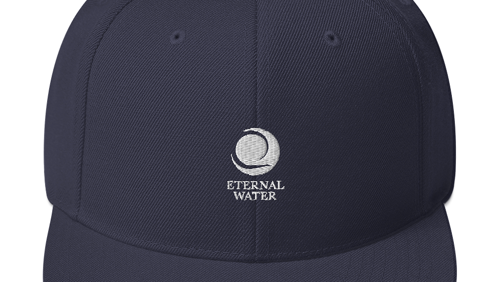 Eternal Water Embroidered Hat