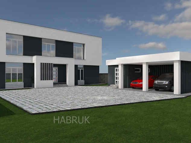 Minimalism House