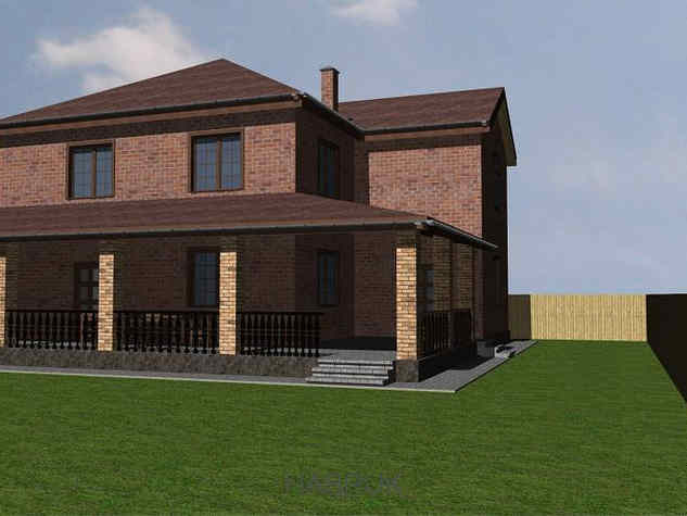 Classic two-storey house