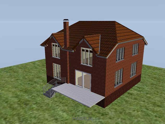 House in Borodyanka