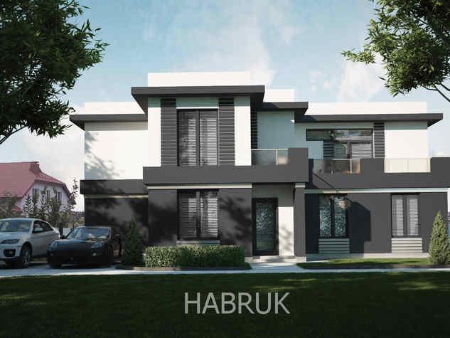 house cube