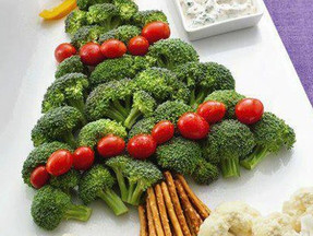 How can I enjoy Christmas parties and still be healthy?