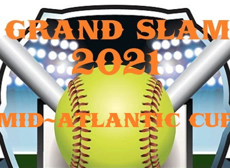 Jul 29th - Aug 1st, 2021GRAND SLAM MID- ATLANTIC CUP
