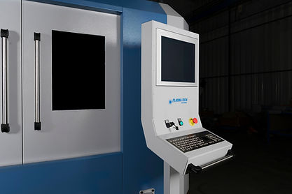 PTL 4001 lemezvágó lézervágó berendezés lemezvágás lézervágás fiber lézer cnc vezérlés