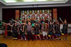 Primary Auditorium - Kalimantan Day