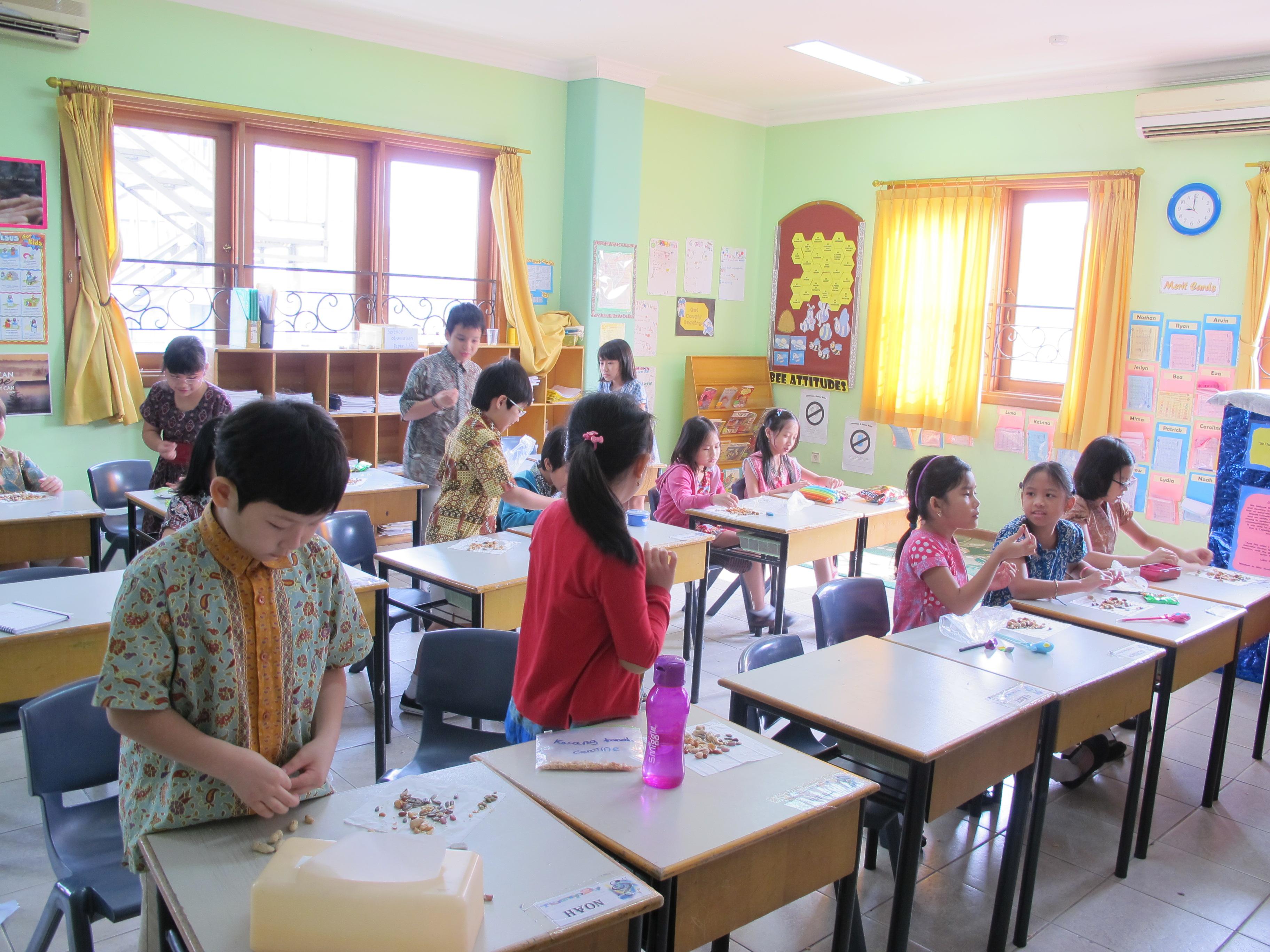 Primary Class Room