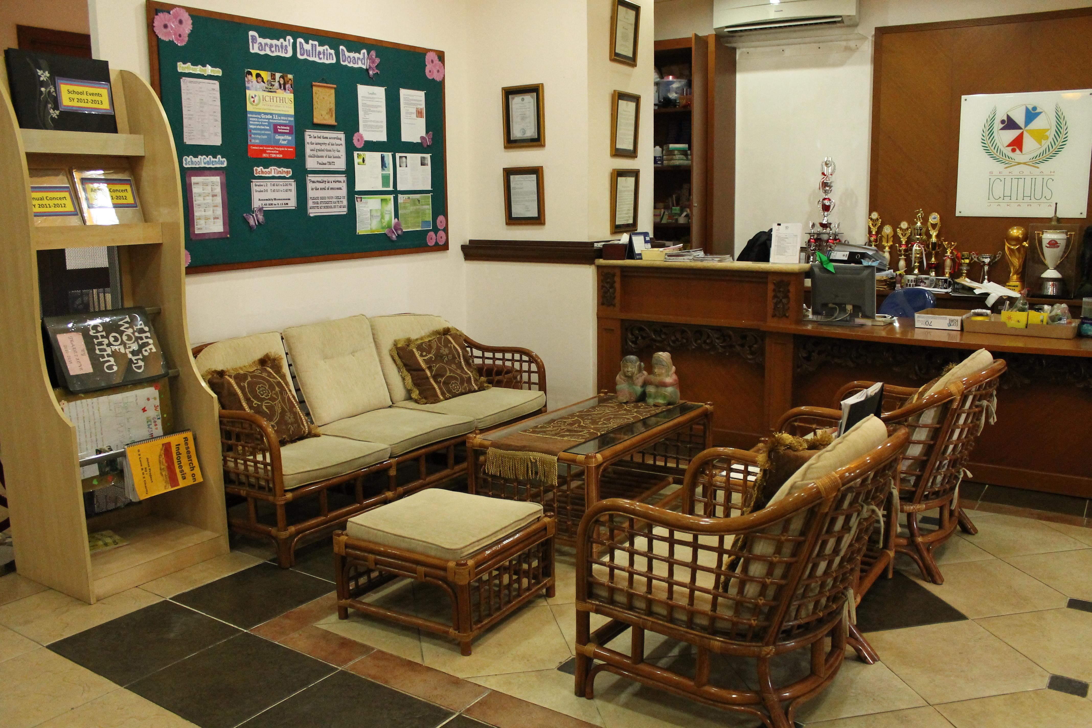Primary Lobby