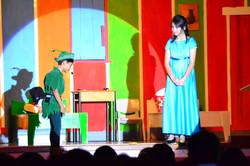 Primary Auditorium - Peterpan Drama
