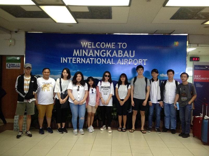 An Unforgettable Journey- International