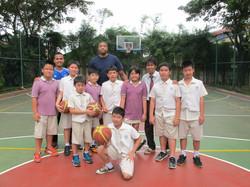 Basket ball Court 3