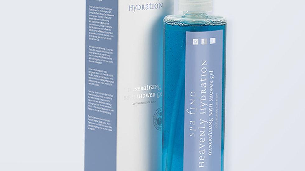 Spa Find Heavenly Hydration Bath & Shower Gel 400ml