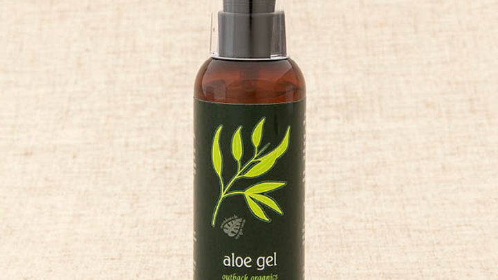Outback Organics Aloe Vera Gel 100ml