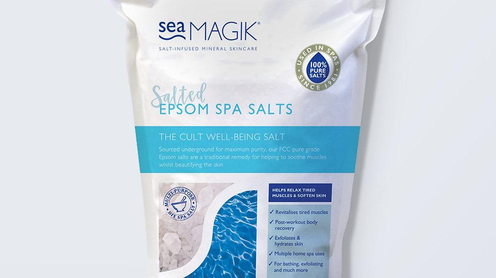 Sea Magik Epsom Spa Salts 1kg